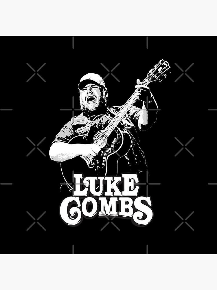 Luke Combs by Giftyshirt