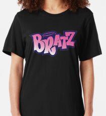 Top Selling Bratz Angelz Merchandise Slim Fit T-Shirt