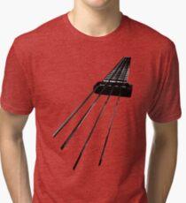 Hofner Bass Tri-blend T-Shirt