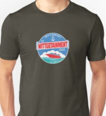 The Wittertainment Cruise  Unisex T-Shirt