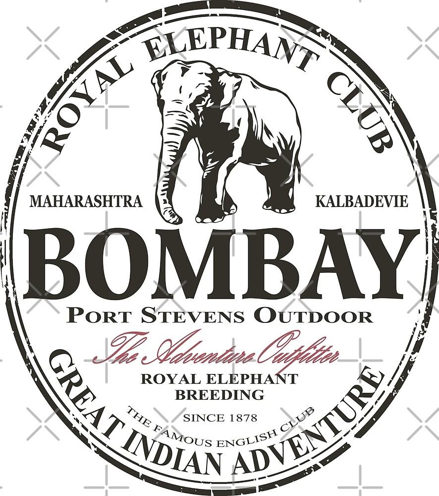 Bombay Elephant Club by Port-Stevens