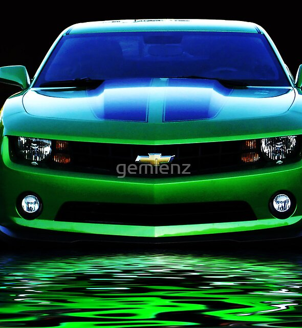 Chevy Camero by gemlenz