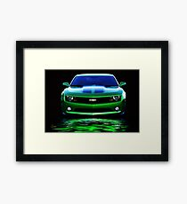 Chevy Camero Framed Print