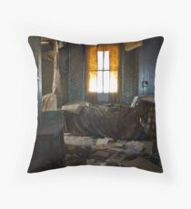 Deafening Throw Pillow