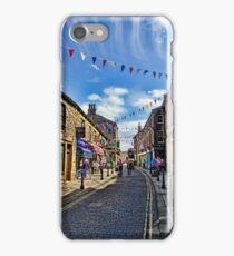 Otley Street, Skipton iPhone Case/Skin