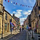 Otley Street, Skipton by Colin Metcalf
