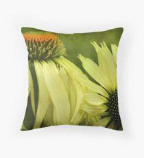 Echinacea Duo Throw Pillow