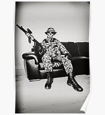 Boy Soldier Poster