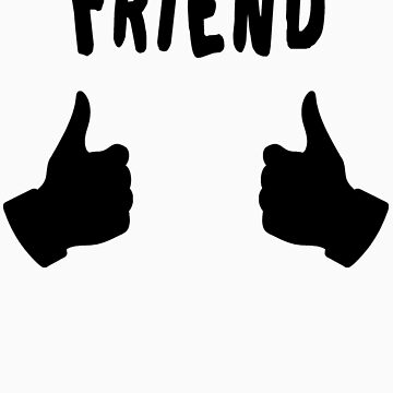 The Inbetweeners - Friend - Thumbs Up by DementedFerret