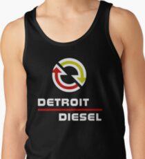Detroit Diesel Tank Top