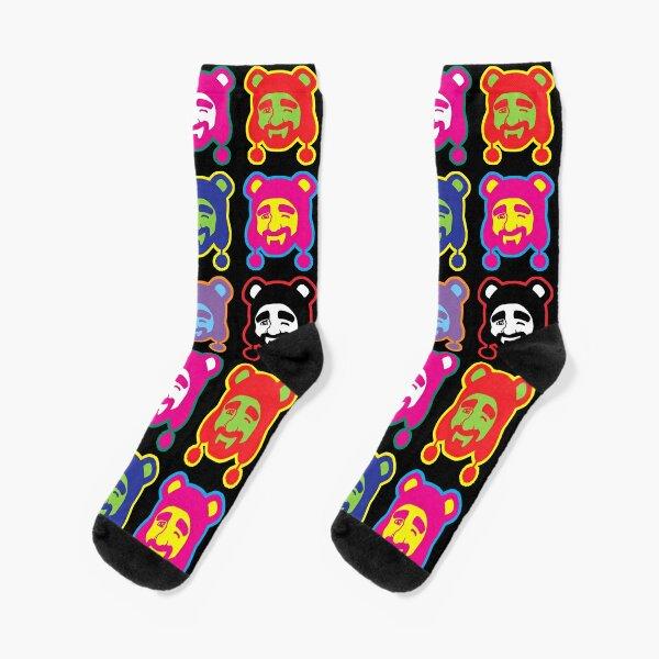 ADAM LIKES POP ART Socks