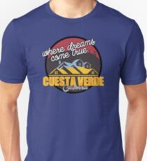 Cuesta Verde Poltergeist Unisex T-Shirt