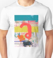"Thai Characters ""ว"" Unisex T-Shirt"