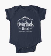 The Overlook Hotel T-Shirt (worn look) One Piece - Short Sleeve