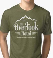 Camiseta de tejido mixto La camiseta del hotel Overlook (apariencia desgastada)