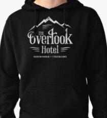The Overlook Hotel T-Shirt (worn look) Pullover Hoodie