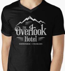 The Overlook Hotel T-Shirt (worn look) Men's V-Neck T-Shirt