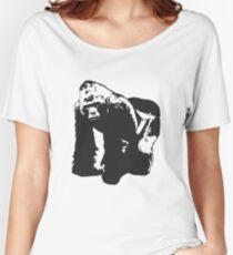 Silverback Gorilla Women's Relaxed Fit T-Shirt