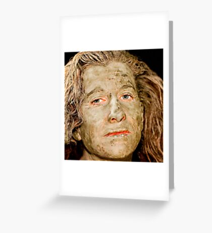 Boiling Hot Greeting Card