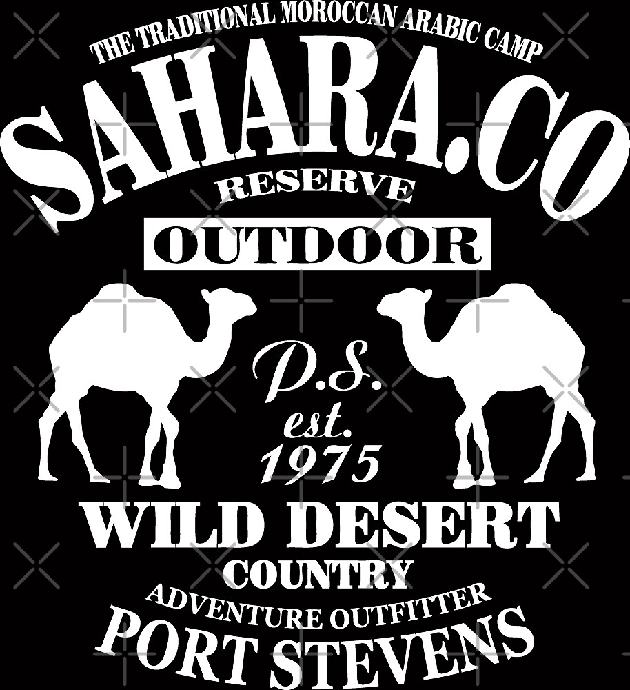 Sahara camel by Port-Stevens