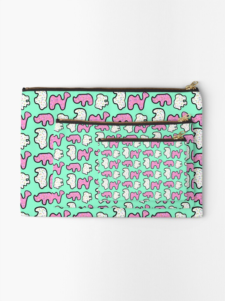 Alternate view of Favorite Cookies Zipper Pouch