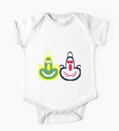 Funny Face Aprons Kids Clothes