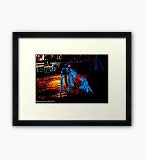 2011 FIREDANCE 95 Framed Print