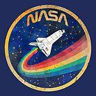 USA Space Rainbown von Lidra