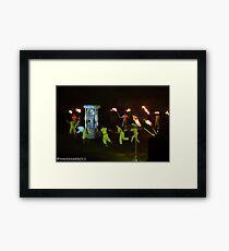 2011 FIREDANCE 116 Framed Print