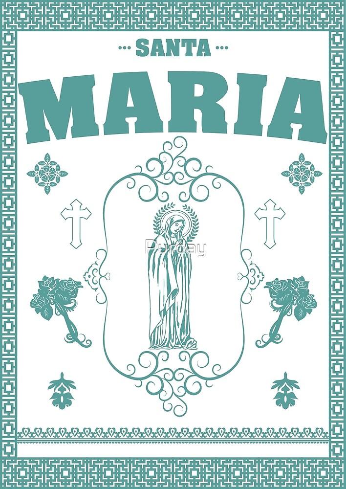 Santa Maria by Purday