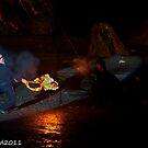 2011 FIREDANCE 168 by MARK HEAD