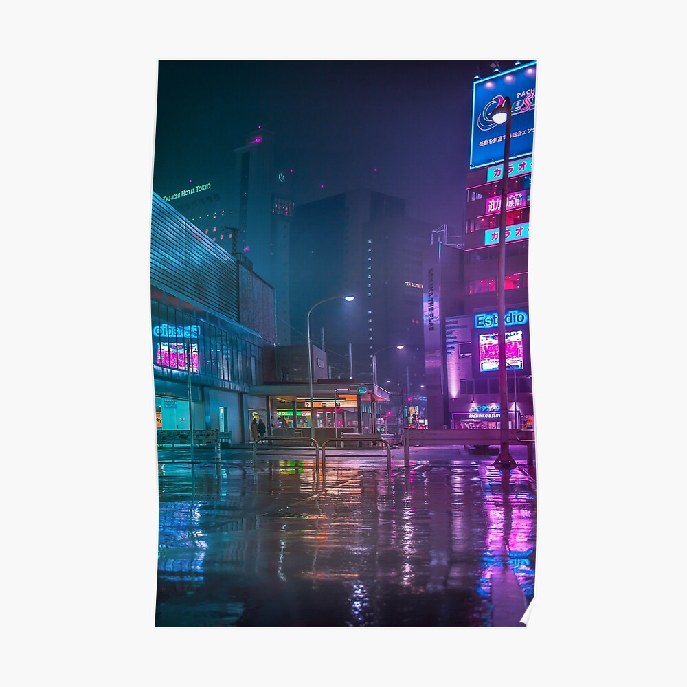 Only the rain Poster