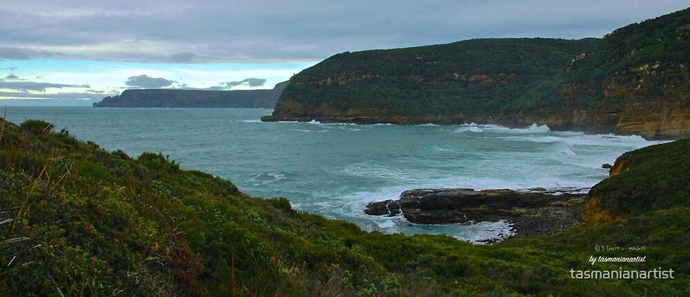 TASMAN PENINSULA ~ Rugged Coast by tasmanianartist by tasmanianartist