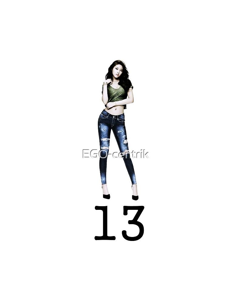 AOA Kim Seolhyun - 13 by EGO-centrik