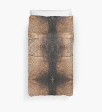 Wood grain Pattern Duvet Cover