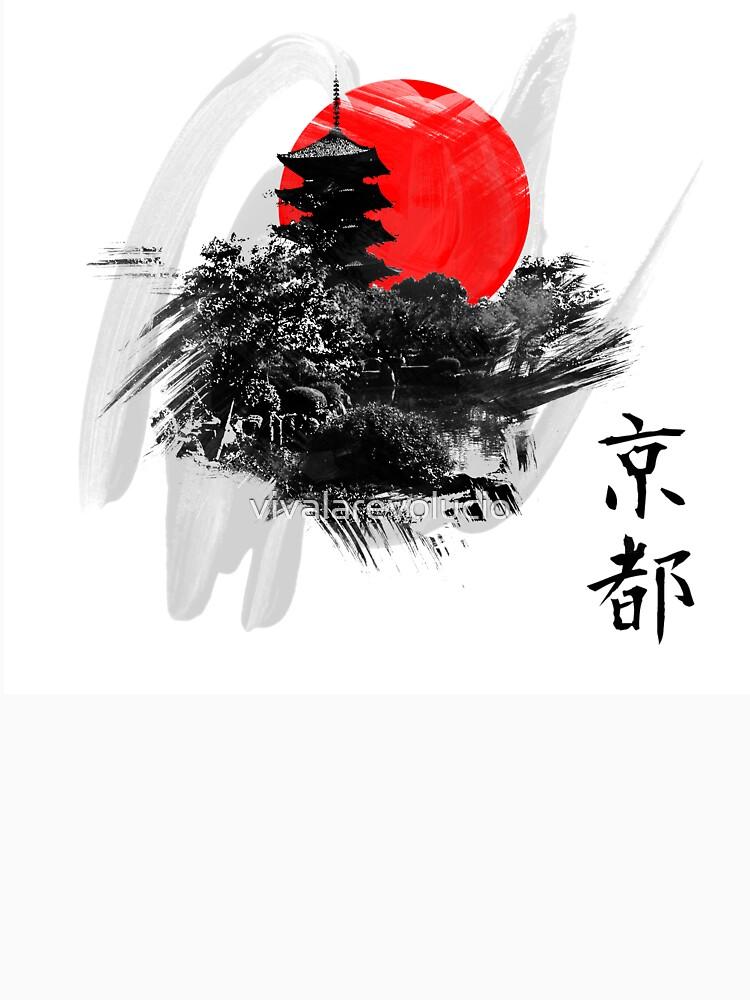 Kyoto Japan von vivalarevolucio