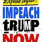 Experts Agree - Impeach tRump Now by Thelittlelord