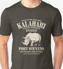 Kalahari Rhino Unisex T-Shirt