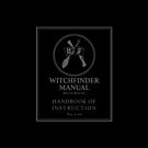 The Witchfinder Manual - Black Edition by Plan8