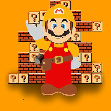 Super Mario Maker by TheBritishSonic