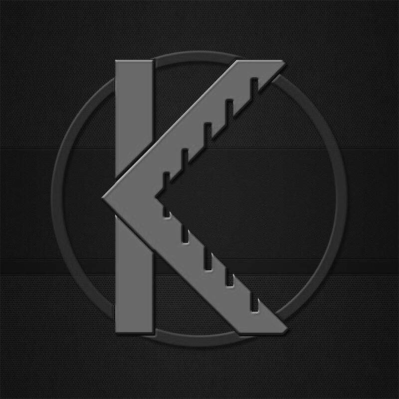 Kadex grey logo by Chris Griffin