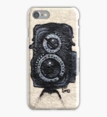 Twin Lens iPhone Case/Skin