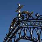 Church Gate by Jane McDougall