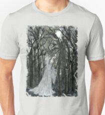 Slenderman :: A Stolen Love Unisex T-Shirt