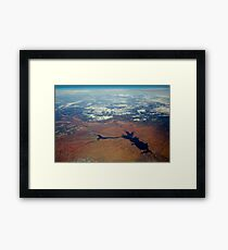 From the Air II Framed Print