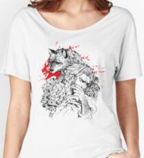 TWAU Smoke & Mirrors Women's Relaxed Fit T-Shirt