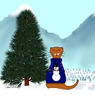 Oliver Finds His Christmas Tree by Colleen Cornelius