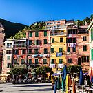 DownTown Vernazza by martinilogic