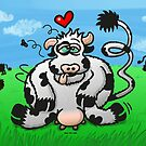 Unbridled Cow's Passion by Zoo-co