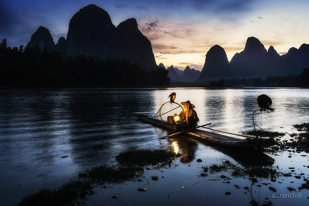 The King Fisherman by aaronchoi